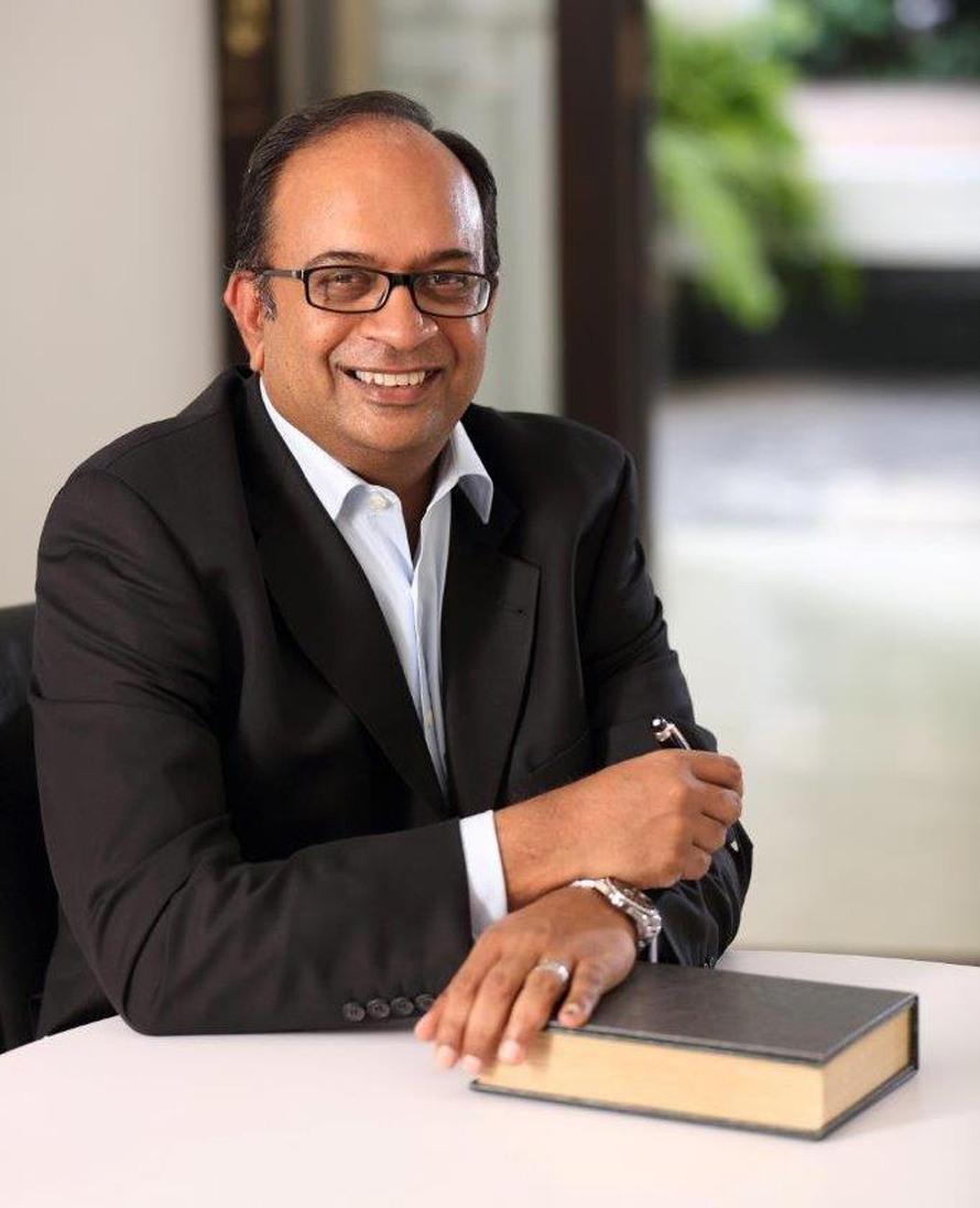 Sunshine Holdings Group Managing Director Vish Govindasamy