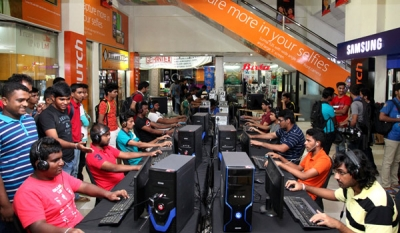 "Hutch ""GetnAiled"" Gaming challenge 2015 draws massive gamer community"