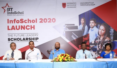 IIT InfoSchol programme offers fully-sponsored British IT and Business scholarships to school children (14 photos)