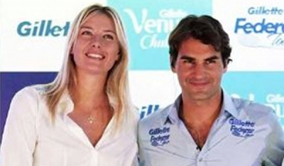 Roger Federer and Maria Sharapova dominate Wimbledon social chat