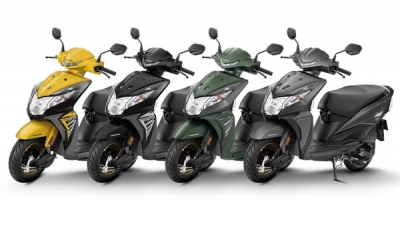 Honda Dio generates highest recorded sales in local scooter market