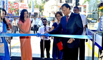 Arpico opens spacious Superstore in the heart of Malabe