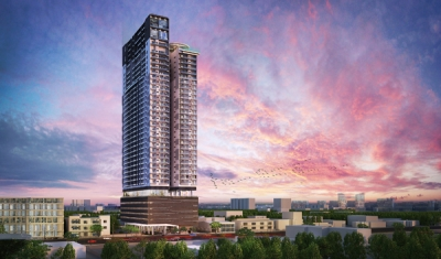 Prime Grand, Ward Place Constructs the 28th Floor 03 months ahead of schedule