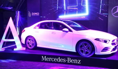 DIMO revolutionize luxury with the Introduction of the new Mercedes-Benz A-Class Sedan at Taste of Europe food festival