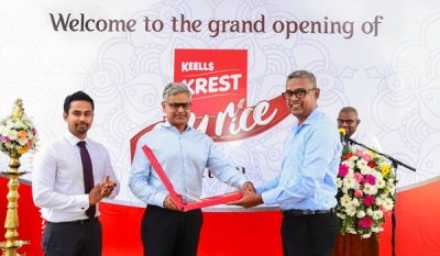 Keells Food Products Inaugurates State-of-the-Art New Factory for Keells Krest Ezy Rice
