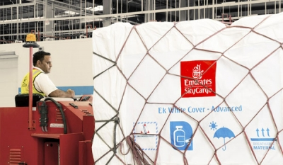 Emirates SkyCargo launches new protection solution for temperature-sensitive cargo