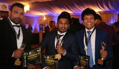 iDealz CEO Rifkhan Recognised as Sri Lankan Young Businessmen of the Year at BWIO Awards